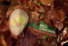 Onions are full of flavour.
